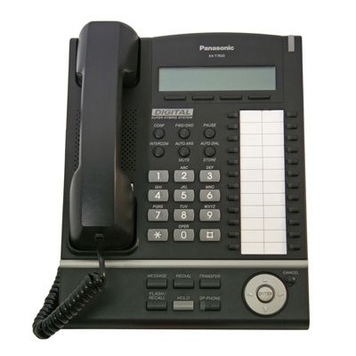 panasonic kx t7633 phone america s leading telecom supplier rh americantelebrokers com Panasonic Kx T7633 Change Time Panasonic Kx T7633 Programming