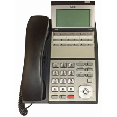 NEC UX5000 12-Btn Display Digital Terminal  (0910044) (IP3NA-12TXH) (Refurbished)