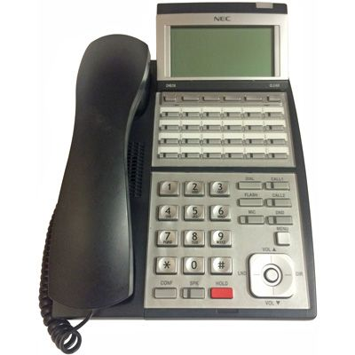 NEC UX5000 24-Btn Display Digital Terminal (0910048) (IP3NA-24TXH) (Refurbished)