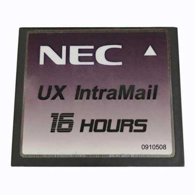 NEC UX5000 CompactFlash IntraMail 4-Port 16-Hours (0910508)