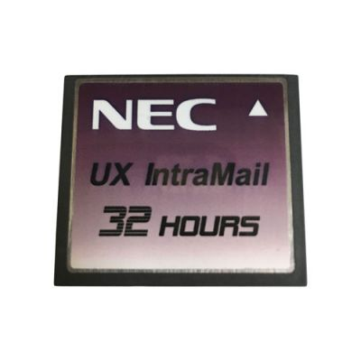 NEC UX5000 32-Hr IntraMail CompactFlash (512M) with 4-Port UX-IntraMail (0910515)