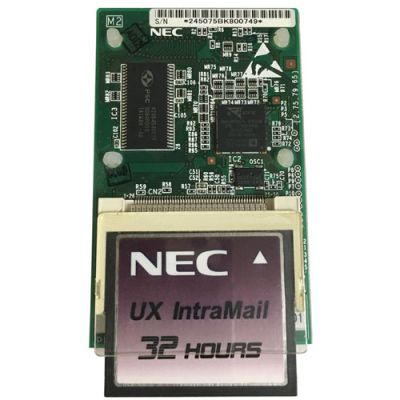 NEC UX5000 4-Port / 32-Hour UX-IntraMail Bundle (0910517)