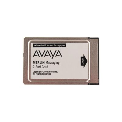 Avaya Merlin Messaging Card - 2 Port (108491358) (Refurbished)