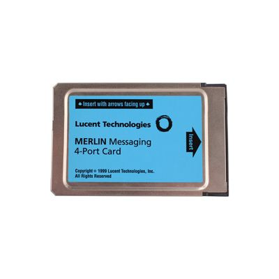 Avaya Merlin Messaging Card - 4 Port (108491366) (Refurbished)