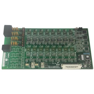 NEC DSX-80/160 - 8 Port CO Line Card with Caller ID (8COIU) (1091009) (Refurbished)