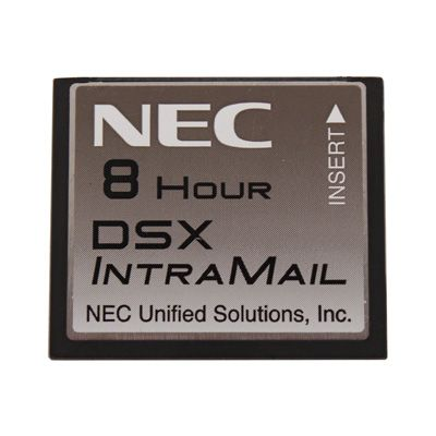 "NEC DSX IntraMail ""In-Skin"" 2-Port x 8-HRS (1091060)"