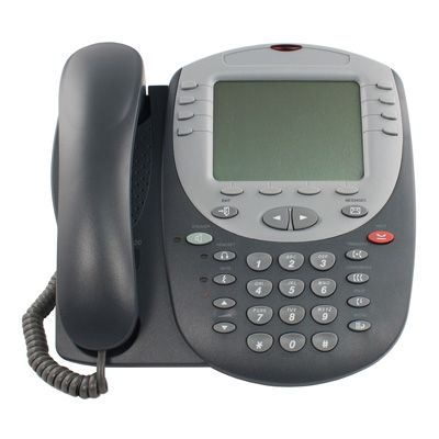Avaya 2420 Digital Phone, 24-Buttons, Display (2420) (Refurbished)