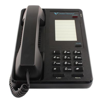 Vertical/Vodavi 2801-00 Telephone, 1-Line, MSG Waiting (2801-00) (New)