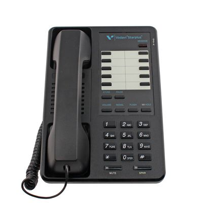 Vertical/Vodavi 2802-00 Telephone, 1-Line, Speakerphone (2802-00) (New)