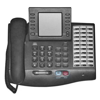 Vodavi XTS 30-Button Executive Telephone, Large LCD (3016-71) (Refurbished)
