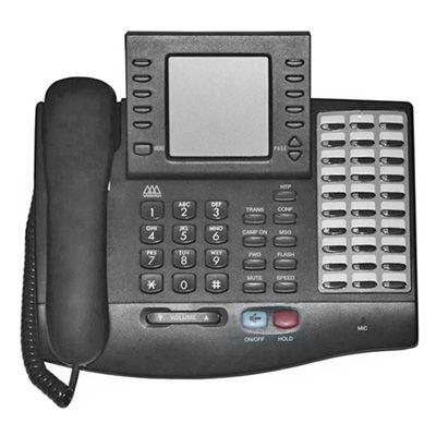 Vodavi XTS 30-Button Executive Telephone, Large LCD (3016-71) (Refurbished)