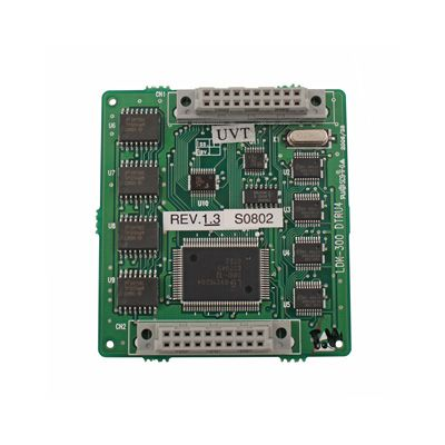 Vodavi 4-DTMF Receiver Circuits Card (3031-60) (DTRU4) (Refurbished)
