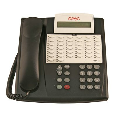 Avaya Partner 34D Phone with 34 Buttons & Display - Type II (Refurbished)