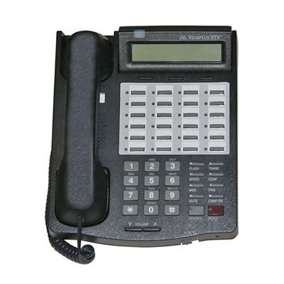 Vodavi Starplus STS/STSe 24-Button Digital Telephone w/Backlit Display (3516-71) (Refurbished)