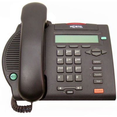 Avaya 3902 Digital Phone with 1-Line, Display (3902) (Refurbished)