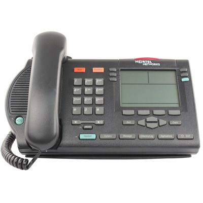 Avaya 3904 Digital Phone with 6-Lines, Display (3904) (Refurbished)