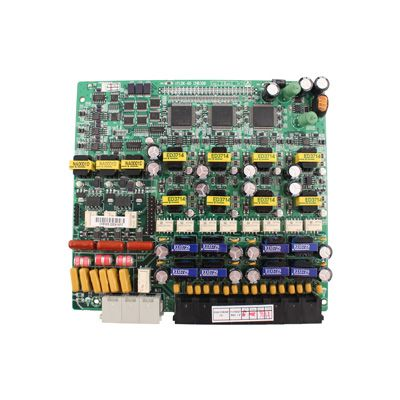 Vertical SBX IP 3-COx8 Hybrid Expansion Board (4032-00)