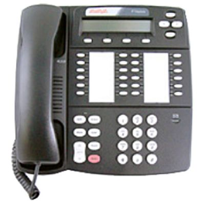 Avaya 4624 IP Telephone w/24-Buttons, Display (4624) (Refurbished)