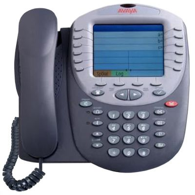 Avaya 4625SW IP Telephone w/24-Buttons, Large Display (4625SW) (Refurbished)