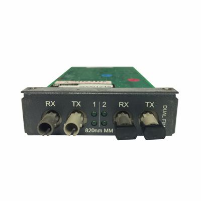 Mitel Dual FIM Module (50001248) (820 nm, Multimode) (Refurbished)