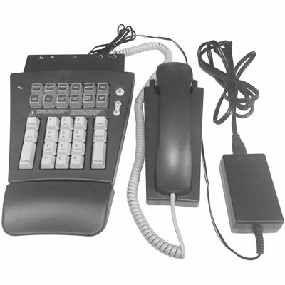 Mitel 5550 IP Console (Dark Grey) (50003071) (Refurbished)