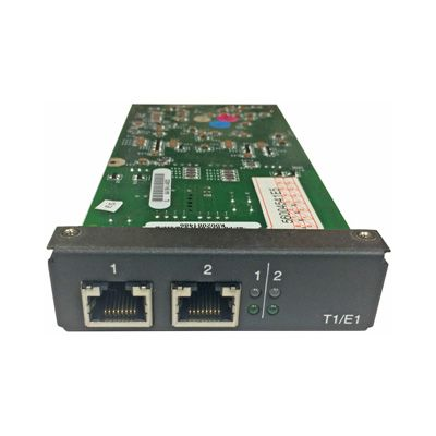 Mitel Dual T1/E1 Trunk MMC Module - Multimode (50003560) (Refurbished: $295.00 /New: $550.00)