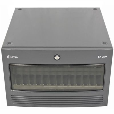 Mitel SX-200 Peripheral Cabinet - Dark Grey (50004041) (Refurbished)