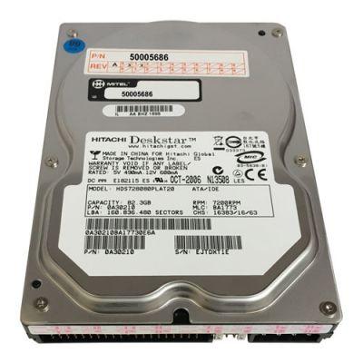 Mitel 50005686 - 3300 MXe HDD 80g Hard Drive - 2 Pack (Refurbished)