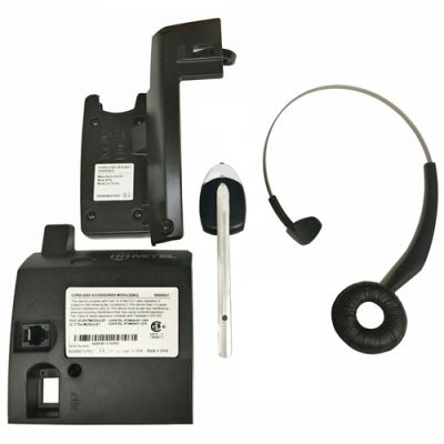 Mitel DECT Cordless Headset w/Accessories Module (50005712)