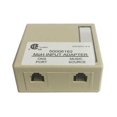 Mitel Music on Hold Input Adapter (50006162) (New)