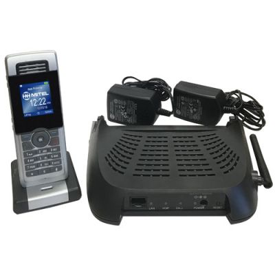 Mitel 5610 IP DECT Cordless Handset and IP DECT Stand (51301098) (Refurbished)