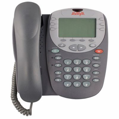 Avaya 5410 Digital Phone, w/12-Buttons, Large Display (5410) (Refurbished)