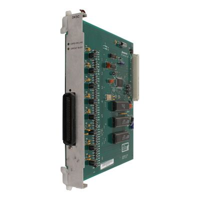 Inter-Tel Axxess DKSC 8-Port Digital Station Card (550.2200) (Refurbished)