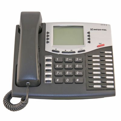 Inter-Tel Axxess 550.8662 IP Endpoint with 6-Line Display (Refurbished)