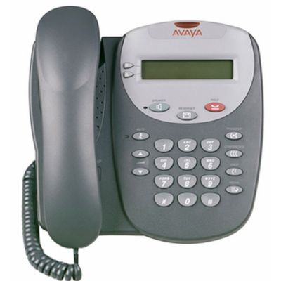 Avaya 5602 IP Telephone with 2-Buttons, Display (5602) (Refurbished)