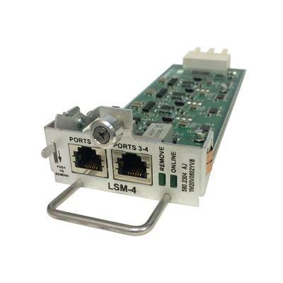 Inter-Tel 5000 4-Port Single Line Module (SLM-4) (580.2100) (Refurbished)