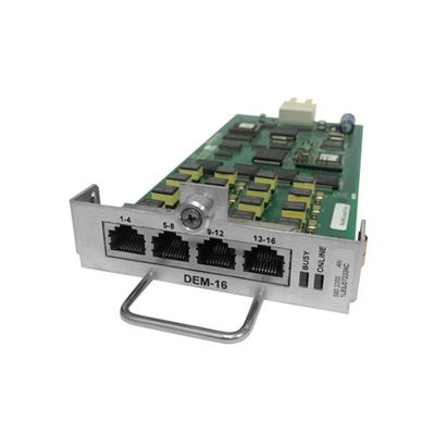 Inter-Tel 5000 Digital Endpoint Module (DEM-16) (580.2200) (Refurbished)