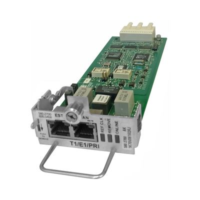 Inter-Tel 5000 T1/E1/PRI Expansion Module (T1M) (580.2700) (Refurbished)
