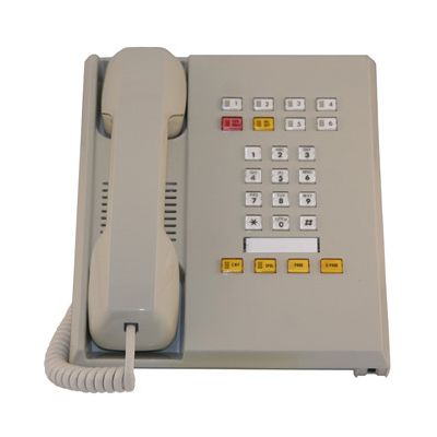 Inter-Tel GLX 612.3201 Telephone with 6-Lines, Standard (Non-Display) (Refurbished)