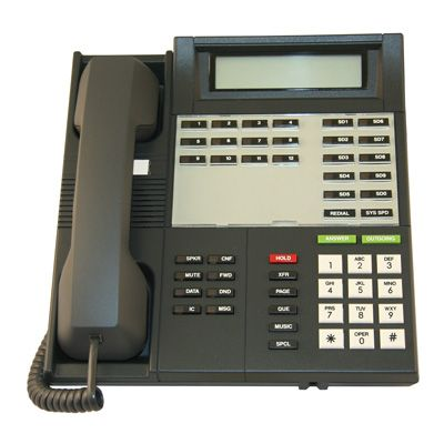 Inter-Tel IMX/ESP 660.7200 Telephone with 12-Buttons & Display (Refurbished)