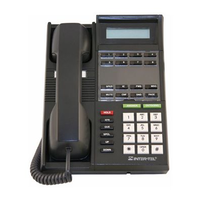 Inter-Tel IMX/ESP 660.7400 Telephone with 8-Buttons & Display (Refurbished)