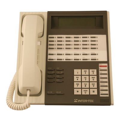 Inter-Tel GMX 662.3401 Telephone, 24-Lines & Display (Refurbished)