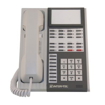 Inter-Tel GMX 662.4001 Telephone, 12-Lines, Non-Display (Refurbished)