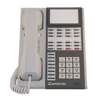 Inter-Tel GMX 662.4000 Telephone, 12-Lines, Standard (Non-Display) (Refurbished)