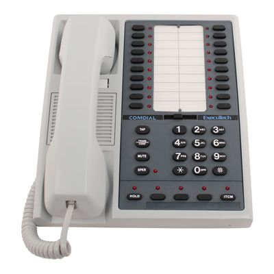 Comdial Executech II 6620T Phone with 23-Buttons, Speakerphone (Refurbished