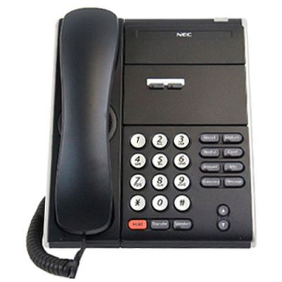 NEC DTL-2E-1 2-Button, Non-Display Digital Phone (DT310) (680000) (Refurbished)