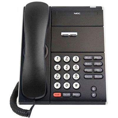 NEC ITL-2E 2-Button Non-Display IP Phone (690000) (DT710-2DE) (Refurbished)