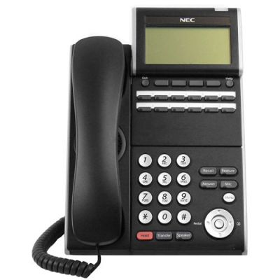 NEC ITL-12D-1 12-Button Display IP Phone (690002) (DT730-12D) (Refurbished)