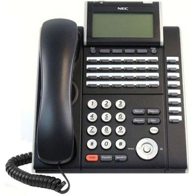 NEC ITL-32D-1 32-Button Display IP Phone (690006) ) (DT730-IP32) (Refurbished)
