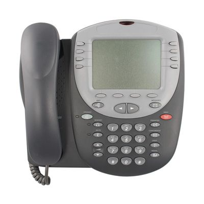 Avaya 5420 Digital Phone, w/24-Buttons, Large Display (5420) (Refurbished)